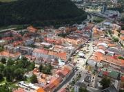 Banská Bystrica - Mesto z oblakov